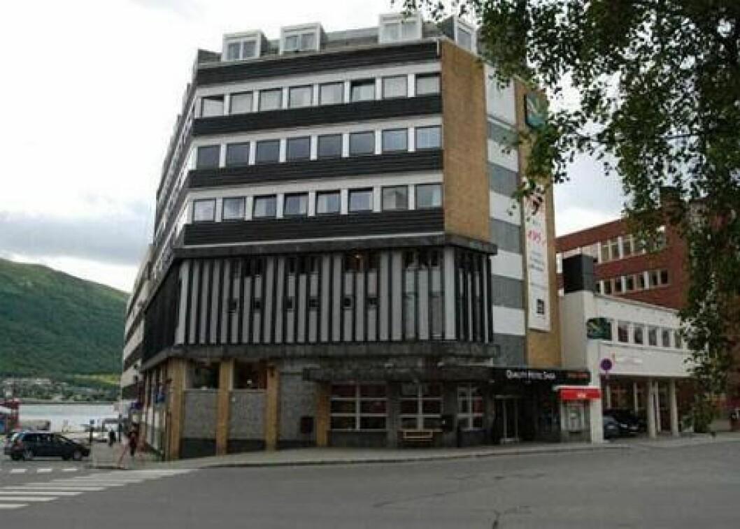 Quality Hotel Saga Tromsø2