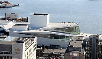 Thon Hotel Opera best i Oslo på Hotels.com-liste