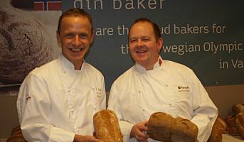 Ferske norske brød til OL-utøverne