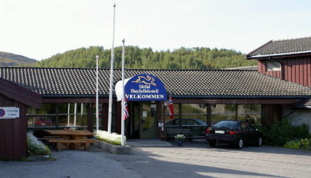 Sirdal Høyfjellshotell1