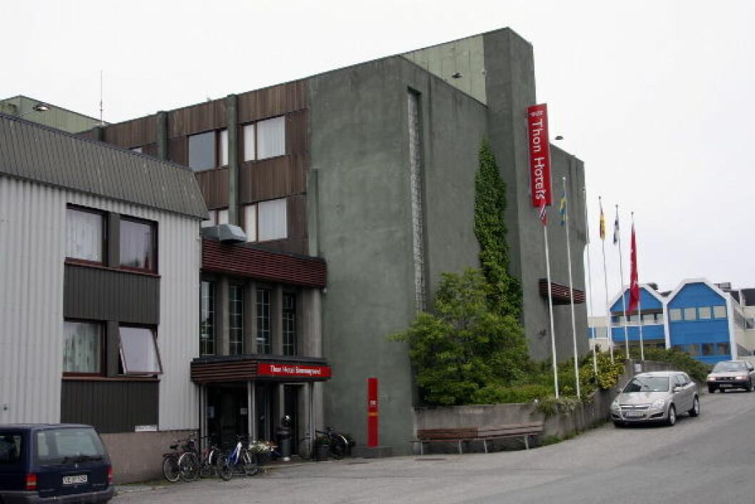 Thon Hotel Brønnøysund1