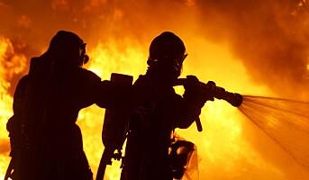 Store brann- og røykskader på Rica Havna Hotel