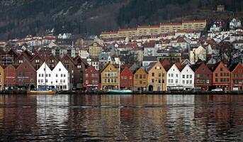 3000 nye hotellrom i Bergen