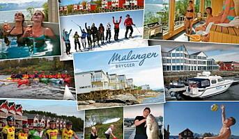 Hotellet ved Malangen Brygger åpner 21. mai i år