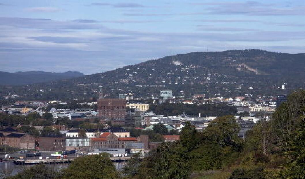 Oslo utsikt