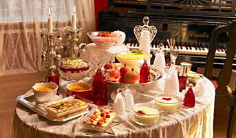 Desserter som skaper juleglede