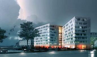 Bygger nytt stort kongresshotell i Trondheim