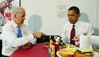 Obama får ikke elgburger