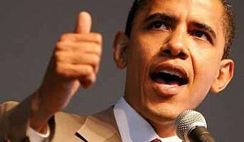 Obama fikk torsk, reinsdyr og elg