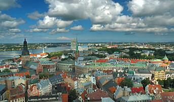 Åpner nytt hotell i Riga