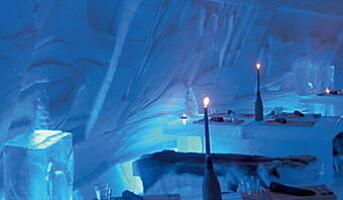 Andre sesongen for snøhotellet på Bjorli