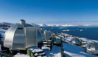 Nordisk matdiplom til Grønland-hotell