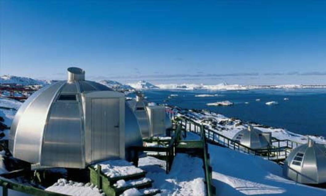 Hotel Arctic Iglo nett