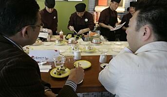 Tokyo bekrefter at byen er gourmethovedstaden