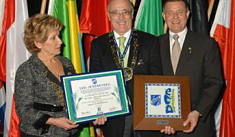 Internasjonal Ecotourism Award til Choice