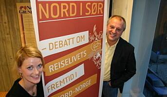 National Geographic til konferansen Nord i Sør