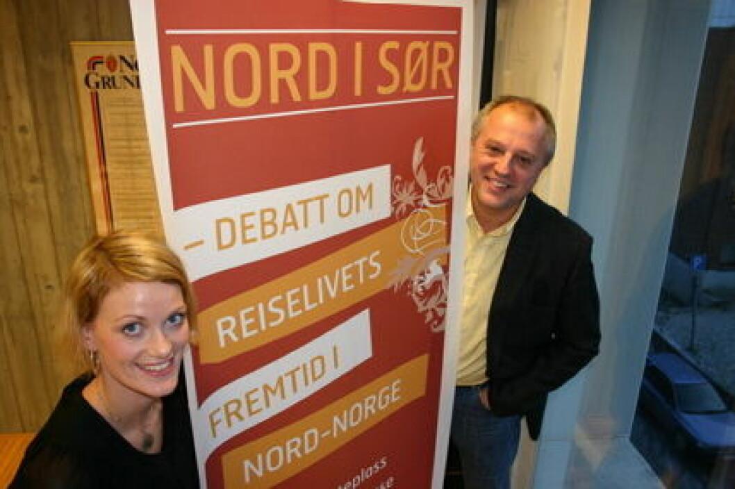 Nord i sør 2010