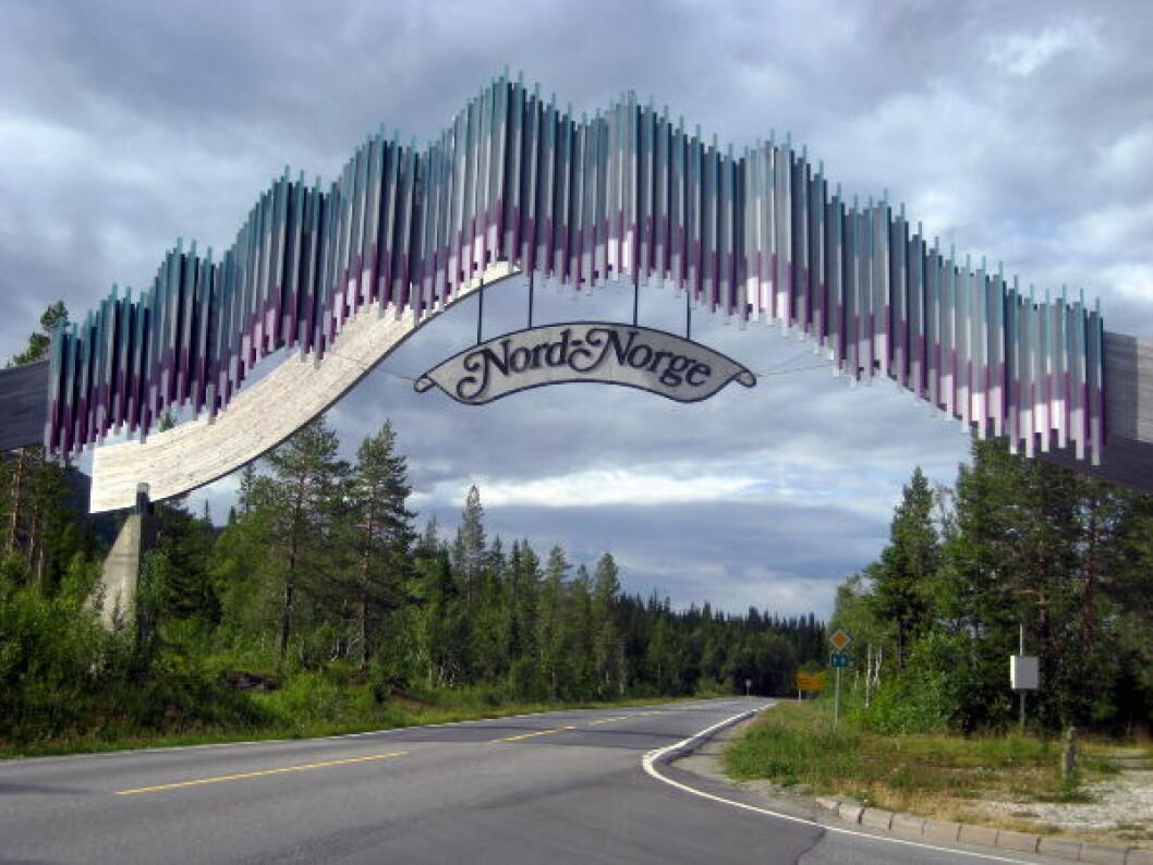 Porten til Nord-Norge1