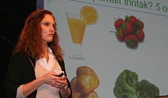 Frukt og grønt mot svineinfluensa