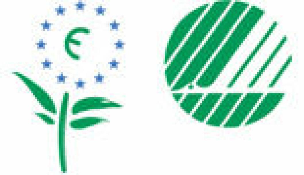 Den europeiske Blomsten og den nordiske Svanen
