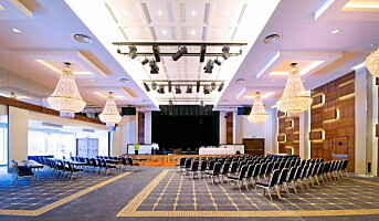 Landets mest moderne konferansesal