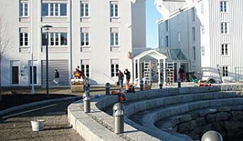 Thon Hotel Kristiansund åpner dørene til helga