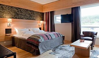 Nye luksusleiligheter på Radisson Blu i Trysil