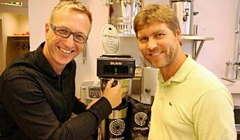 Norge først med kaffekrav