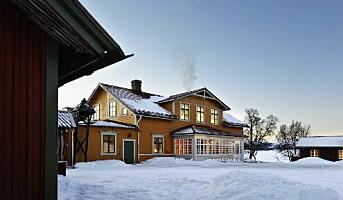 Røros Hotell overtar driften av Fjällnäs Hotell