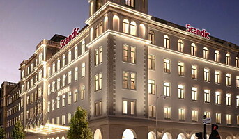 Scandic med nytt storhotell i Stockholm