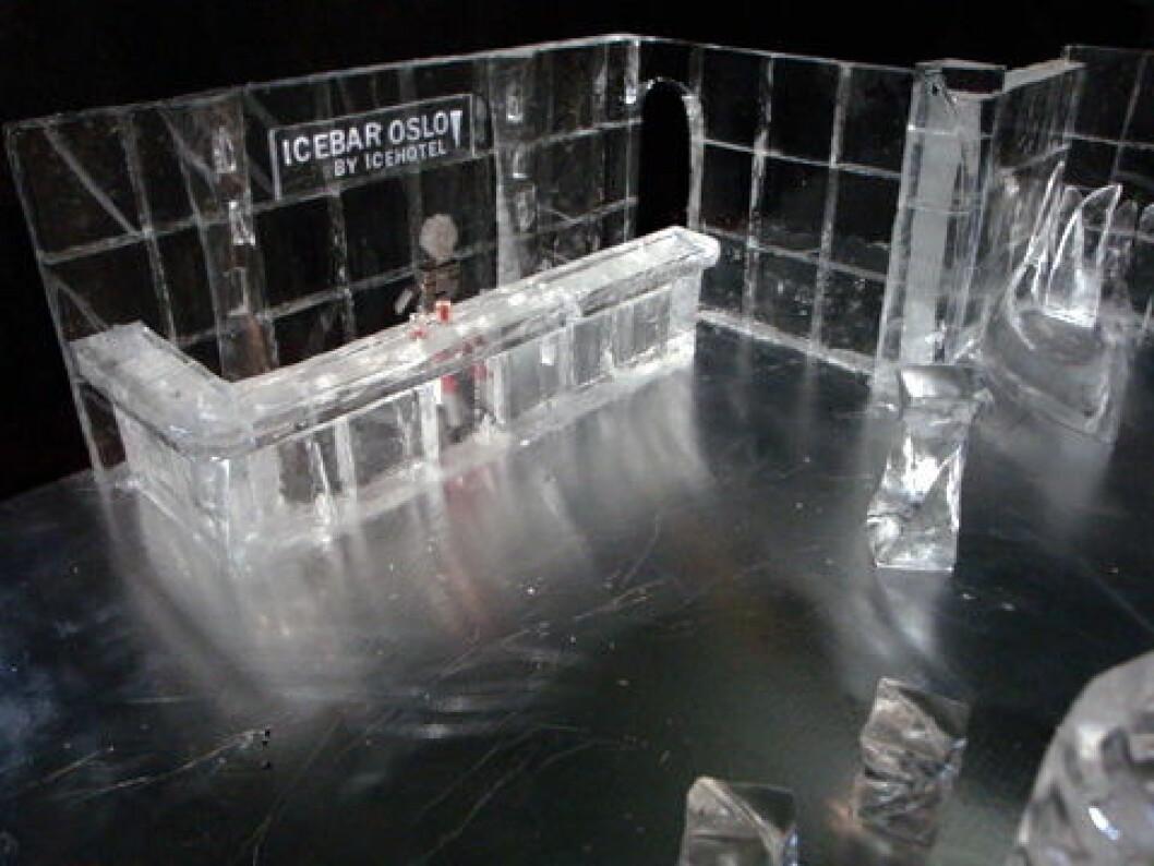Icebar Oslo1