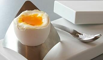 Egg er kolesterol-nøytrale