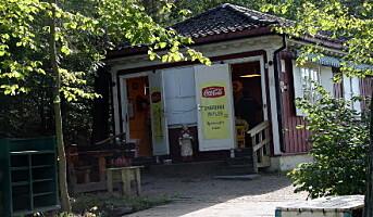 Kafé Utsikten stengt av Mattilsynet