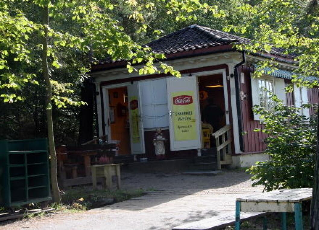 Kafe Utsikten Nordstrand