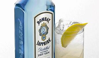 Bombay Sapphire  en smak av verden