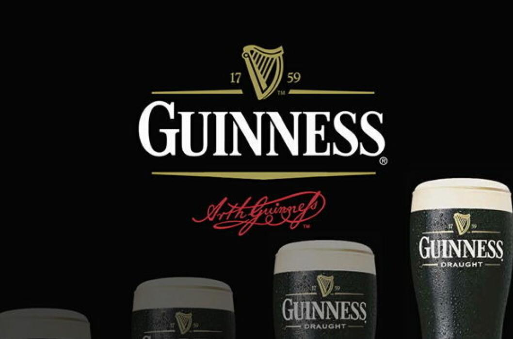 Guinness illustrasjon nett