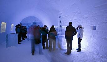 Snart iskald baropplevelse også i Oslo