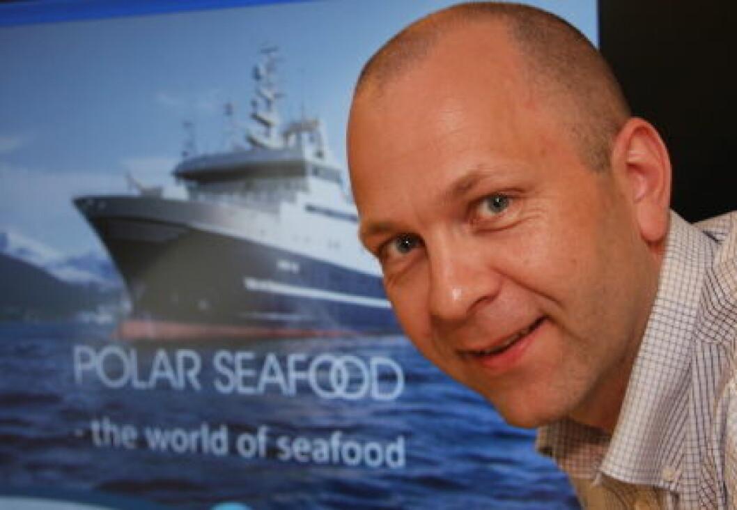 Jon Nordbø Polar Seafood nett