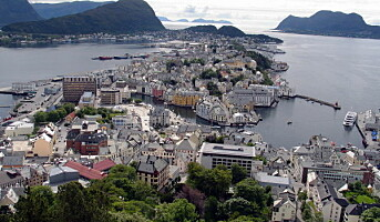 Matfestivalen i Ålesund for 25. gang