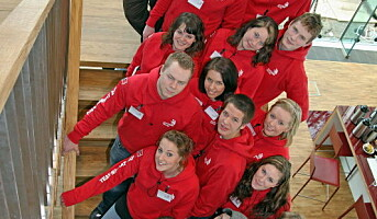 Norges beste yrkesutøvere til Calgary