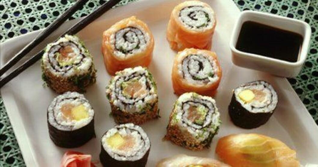 Sushi Ragge Strand