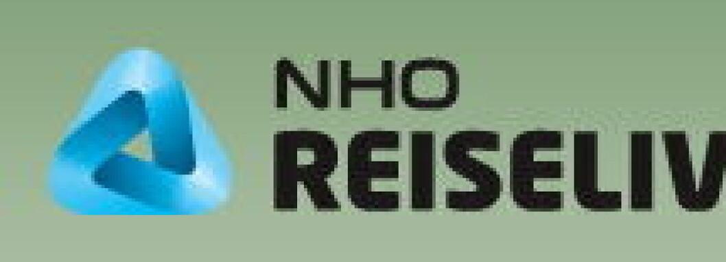 NHO Reiseliv logo