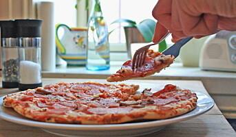 Norske pizzavaner brer seg i Europa