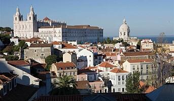 Belmonte-palasset - et grønt hotell over Lisboa