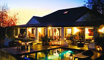 Afrika har de beste hotellene