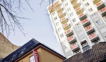 Oslo-hotell på Tripadvisor-topp