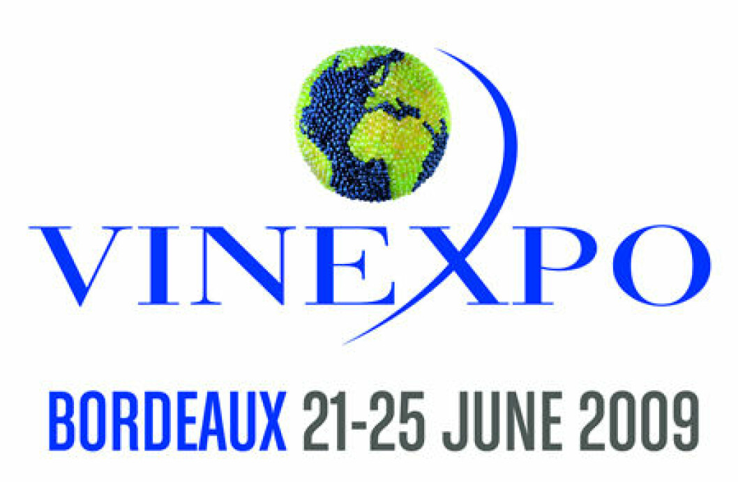 Vinexpo logo 2009