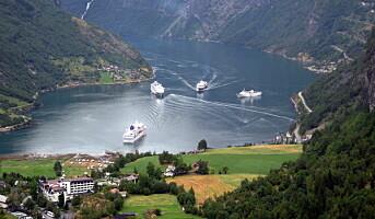 Cruise Norway svarer på kritikken