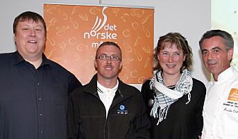 Startskuddet har gått for Det Norske Måltid 2009