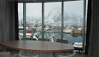 Bedre hotelltall i Nord-Norge enn i sør